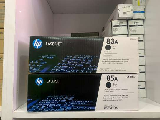 Affordable Hp 83A Toners image 1