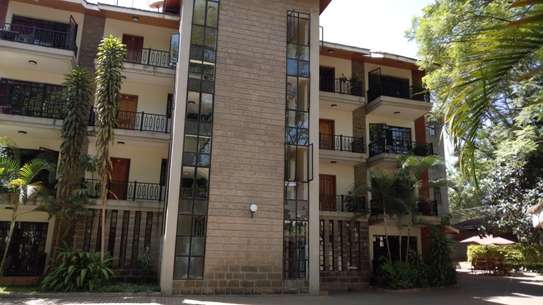 2 bedroom apartment for rent in Milimani image 16