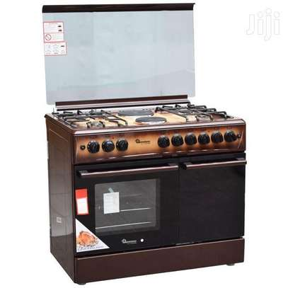 Ramtons 4+2 Gas Cookers, on Offers image 1