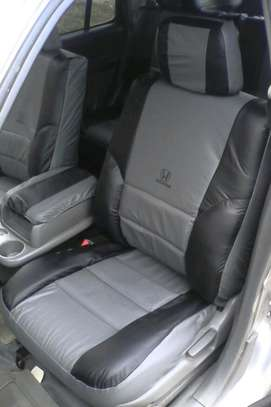 Central car seat covers