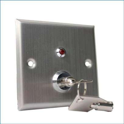 Override Key Switch image 1