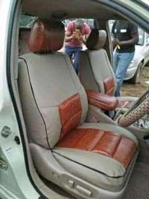 Kahawa West Car Seat Covers