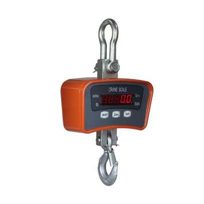 Rechargeable 500 Kg Digital Crane Scale Integrated Sensor Design For Factory image 1