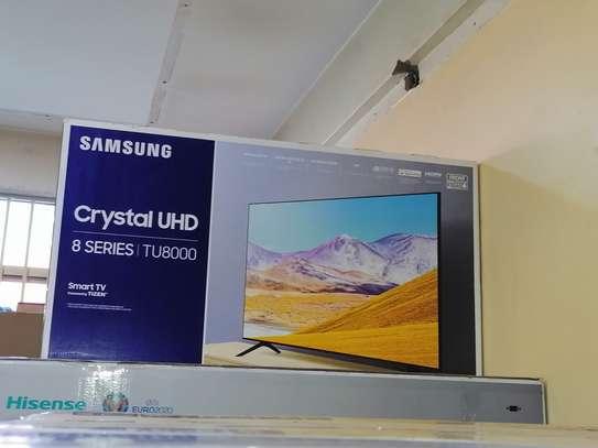 Samsung 50 inch smart 4k tu8000 led TV image 1