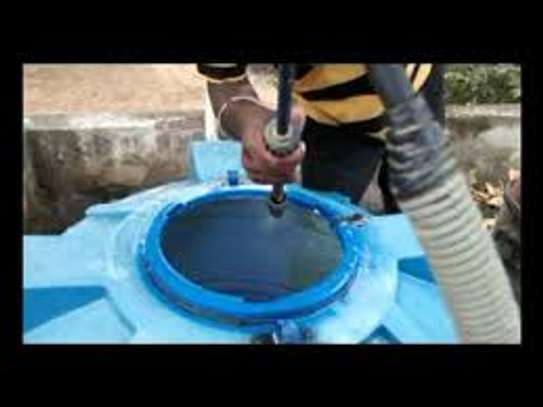 Reliable and professional water tank cleaning services