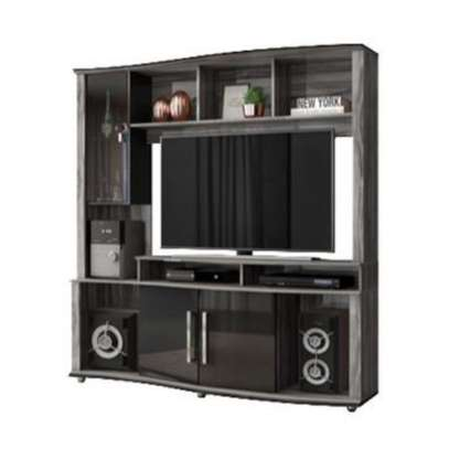 Libia Entertainment Unit TV Stand & Wall Unit image 4