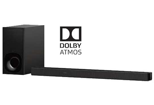 SONY 3.1W 400W 4K Wireless Soundbar (HT-Z9F) image 2