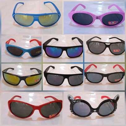 Kids sun glasses or goggles sunglasses image 2