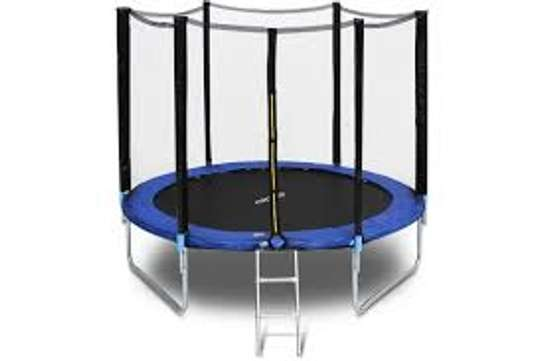 Trampoline small size image 1