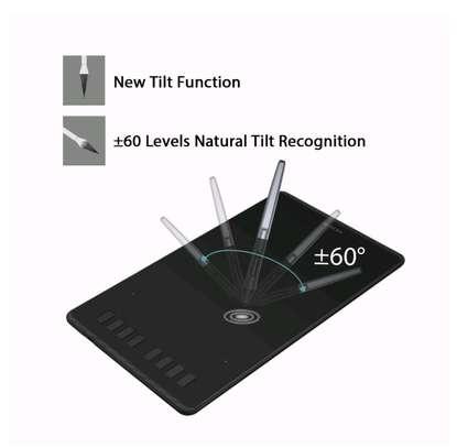 HUION H950P Graphics Pen Tablet with Battery-Free Pen & Tilt image 2