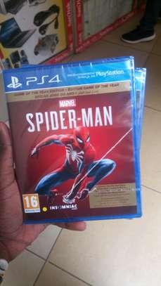 Ps4 marvel Spiderman - GOTY