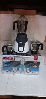 3 in 1 blender -750watts and comes with unbreakable jug. image 1