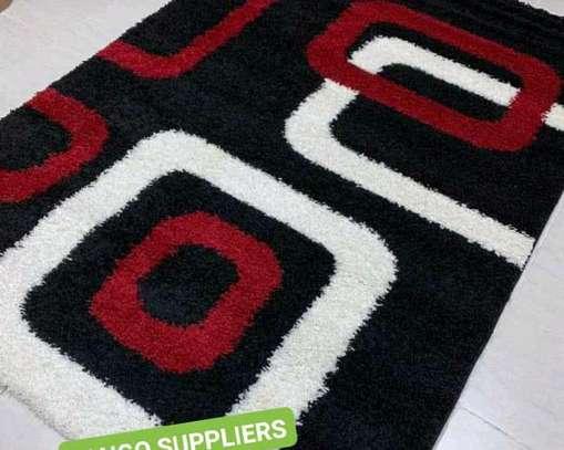 Turkish shaggy carpet image 3