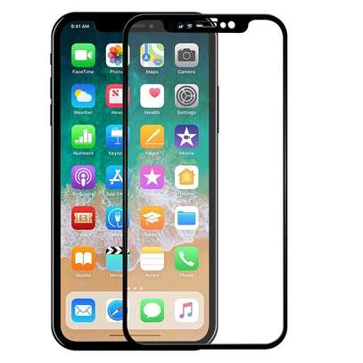 5D Full Coverage Tempered Glass Screen Protector for iPhone X/Xs iPhone XR iPhone XS Max image 4