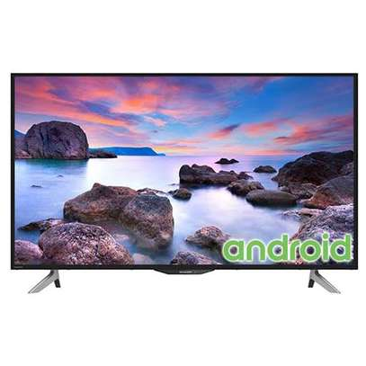 Vision 65 inches 4K Android Smart Digital Tvs image 1