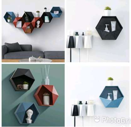 Pretty Wall Decor and Organizer image 1