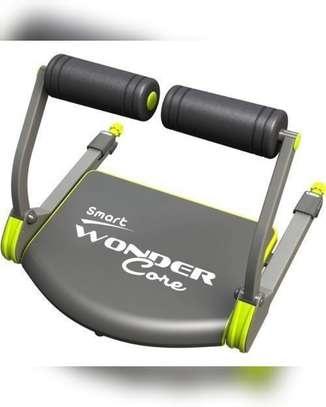 Six pack wonder care fitness equipment