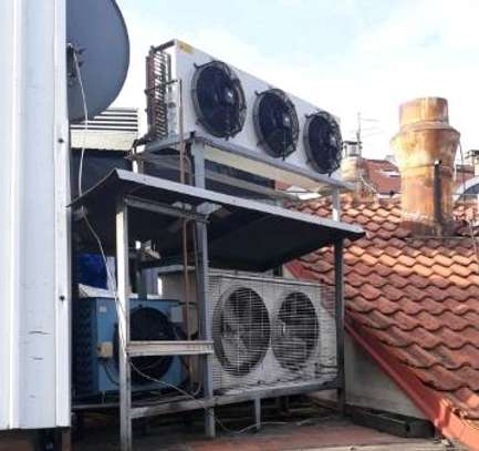 Cold room, Chiller and air conditioners installation and service