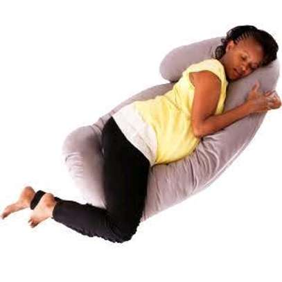 L pregnancy pillow