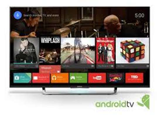 brand new 55 inch sony smart 4k android tv X7500H image 5