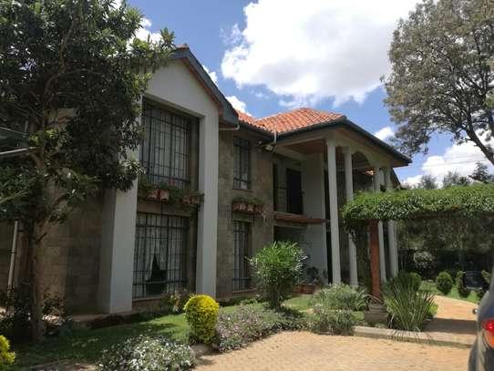 5 bedroom villa for rent in Karen image 1