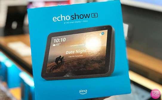"""Amazon - Echo Show 8"""" Smart Display with Alexa image 3"""