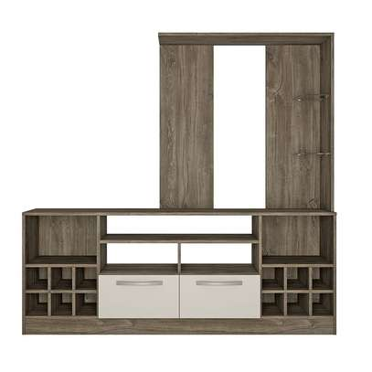 Wall Unit NT1000 - TV space up to 55'' image 2