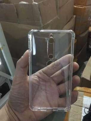 Clear TPU Soft Transparent case for Nokia 6/6 2018 image 5
