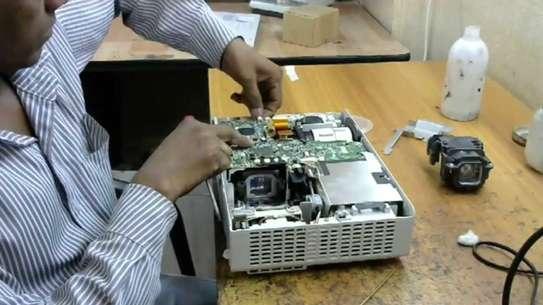 We Diagnose, Repair and Service Projectors image 3