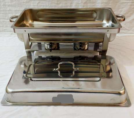 Stainless Steel 11.5 Litres Chaffing Dish image 1
