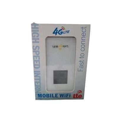 4G- MiFi Internet With in built 5200mAh powerbank image 1