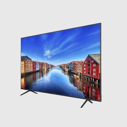 Hisense New 50 inch Smart UHD-4K Frameless Digital TVs image 1