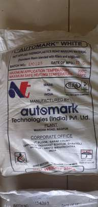 Auto mark road marking paint whole sale suppliers in Kenya. image 2