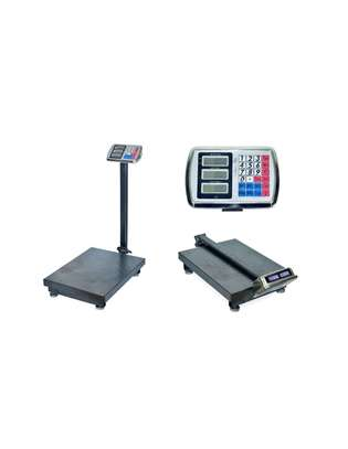 Heavy Duty Platform Scale, For Industrial use 500kg image 1