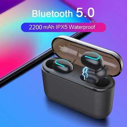 Wireless Earbuds Earphones Bluetooth 5.0 Headphones image 1