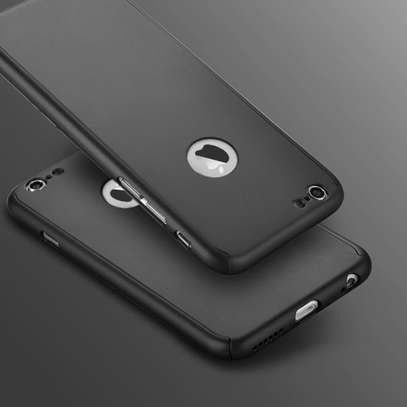 360 FULL COVER PROTECT CASE FOR IPHONE 6,7,8,X,XMAX image 1