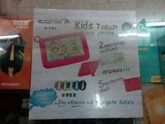 Iconic kid's tablet C703