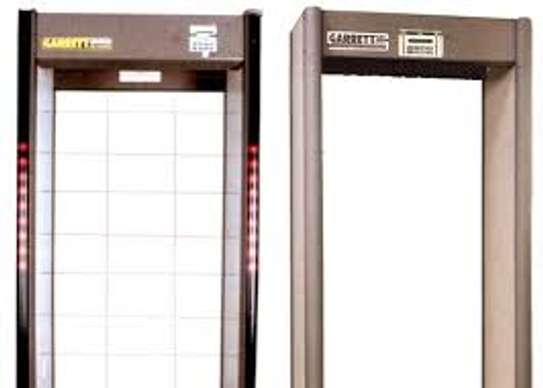 walkthrough metal detectors suppliers in kenya