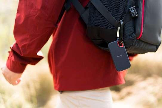 SanDisk 1TB Extreme Portable External SSD - USB-C, USB 3.1 image 2