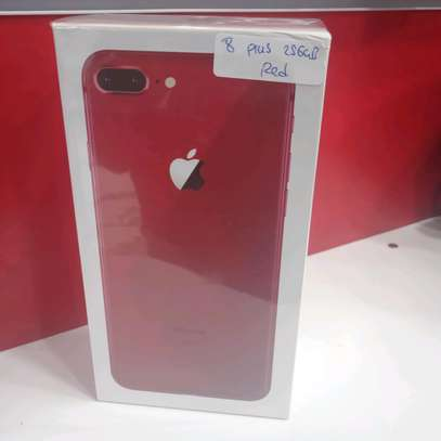 Iphone 8 plus 256gb new(Shop) Offer with delivery image 1