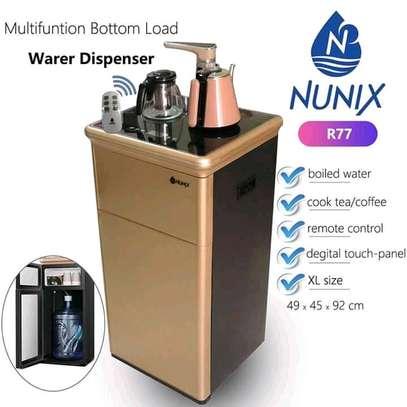 Bottom load water dispenser/NuNix bottom load/water dispenser image 1