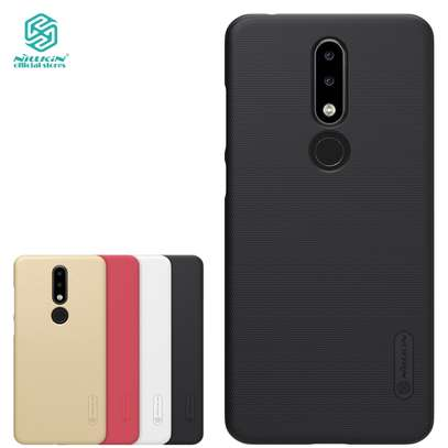 NILLKIN Super Frosted Shield Back Cover For Nokia 5.1 image 3