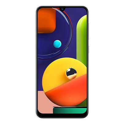 "Samsung Galaxy A50s, 6.4"", 4GB + 128GB (Dual SIM), Prism Crush Black image 2"