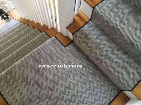 Staircase carpets/Runners image 7