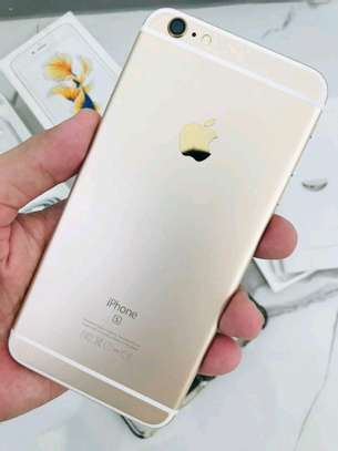 Apple Iphone 6s Plus [ 128 Gigabytes ] With Charging Pad image 1