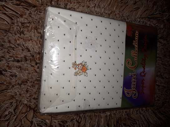 Heavy Cotton bedsheets image 2