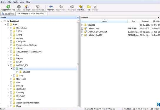 Professional Data Recovery image 7