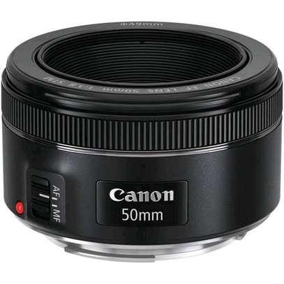 Canon 50MM 1.8 image 1