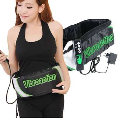 Vibro action slimming belt image 2