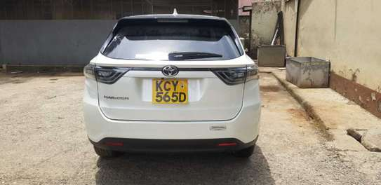 Toyota Harrier image 2